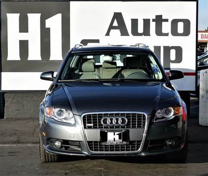 2008 Audi A4 for sale at H1 Auto Group in Sacramento CA