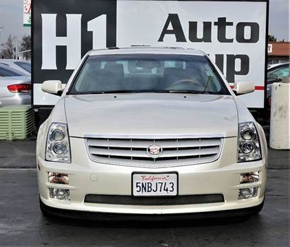 2005 Cadillac STS for sale at H1 Auto Group in Sacramento CA