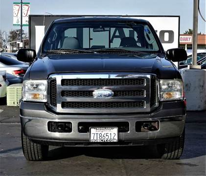 2005 Ford F-250 Super Duty for sale at H1 Auto Group in Sacramento CA