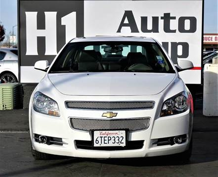 2009 Chevrolet Malibu for sale at H1 Auto Group in Sacramento CA