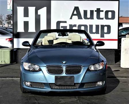 2007 BMW 3 Series for sale at H1 Auto Group in Sacramento CA