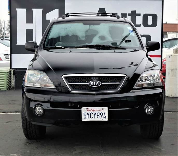2006 Kia Sorento LX 4dr SUV W/Automatic   Sacramento CA