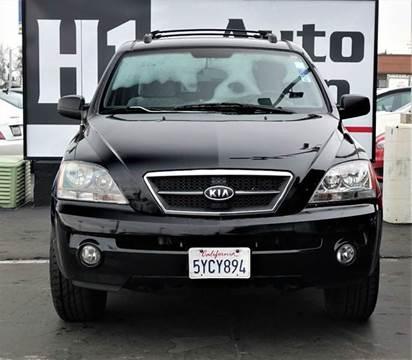 2006 Kia Sorento for sale at H1 Auto Group in Sacramento CA