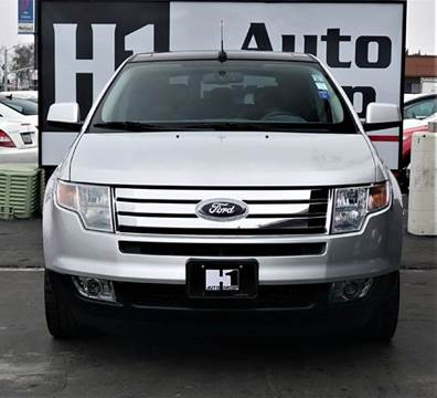 2010 Ford Edge for sale at H1 Auto Group in Sacramento CA