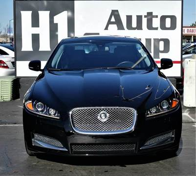 2012 Jaguar XF for sale at H1 Auto Group in Sacramento CA
