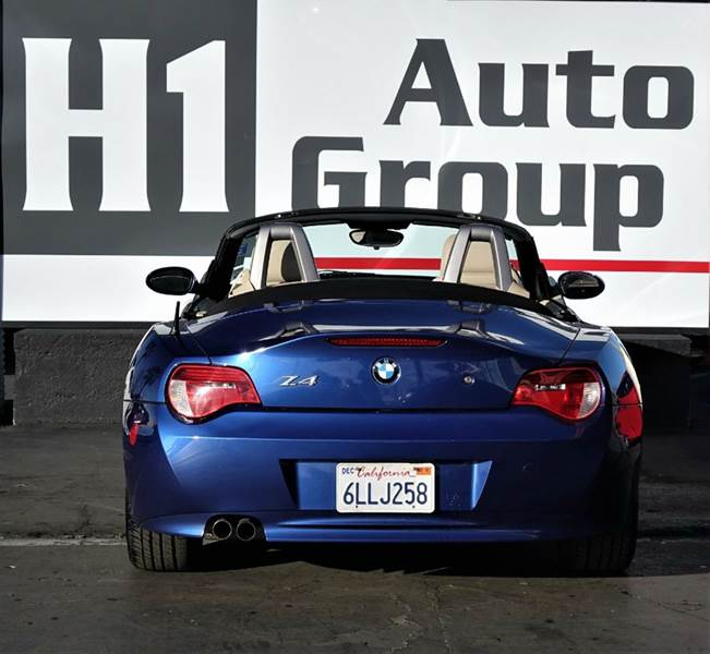 Bmw Z4 Convertible Price: 2007 Bmw Z4 3.0i 2dr Convertible In Sacramento CA