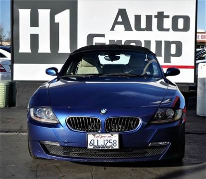 2007 BMW Z4 for sale at H1 Auto Group in Sacramento CA