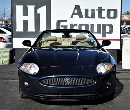 2008 Jaguar XK-Series for sale at H1 Auto Group in Sacramento CA