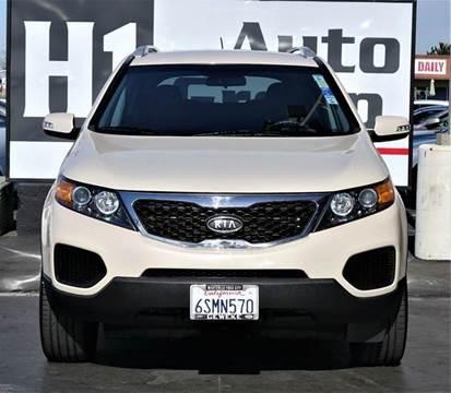 2011 Kia Sorento for sale at H1 Auto Group in Sacramento CA