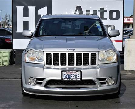 2007 Jeep Grand Cherokee for sale at H1 Auto Group in Sacramento CA