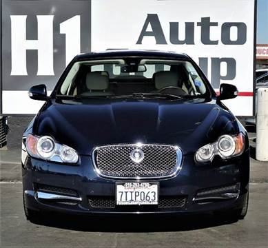 2009 Jaguar XF for sale at H1 Auto Group in Sacramento CA