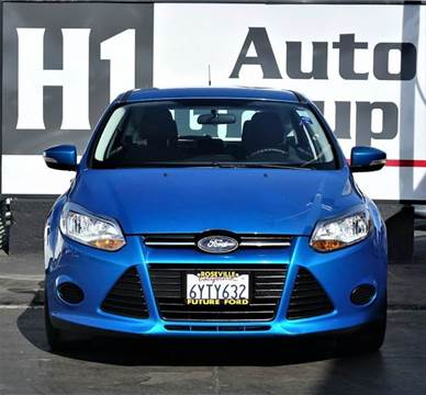 2013 Ford Focus for sale at H1 Auto Group in Sacramento CA