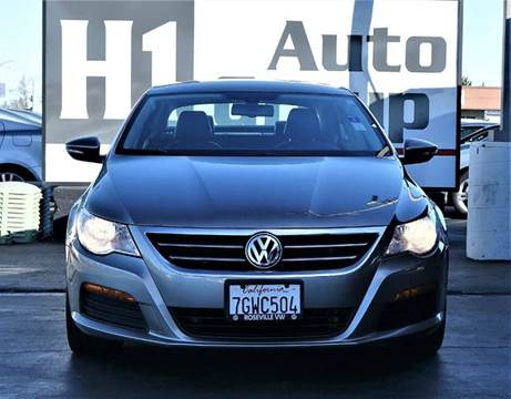 2012 Volkswagen CC for sale at H1 Auto Group in Sacramento CA