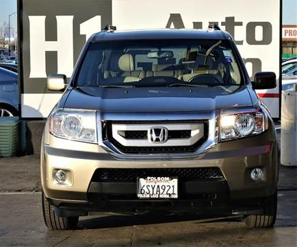 2011 Honda Pilot for sale at H1 Auto Group in Sacramento CA