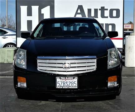 2007 Cadillac CTS for sale at H1 Auto Group in Sacramento CA