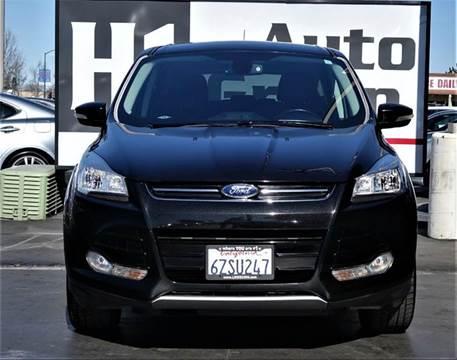 2013 Ford Escape for sale at H1 Auto Group in Sacramento CA