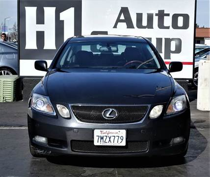 2007 Lexus GS 430 for sale at H1 Auto Group in Sacramento CA