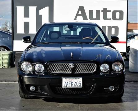 2009 Jaguar XJ for sale at H1 Auto Group in Sacramento CA