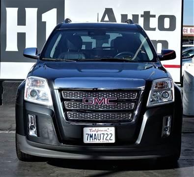 2013 GMC Terrain for sale at H1 Auto Group in Sacramento CA