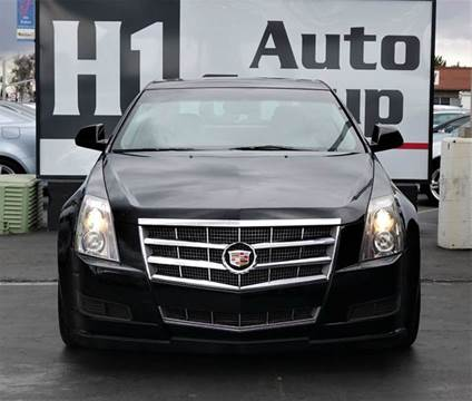 2011 Cadillac CTS for sale at H1 Auto Group in Sacramento CA
