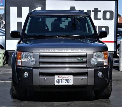 2008 Land Rover LR3 for sale at H1 Auto Group in Sacramento CA