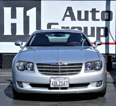 2007 Chrysler Crossfire for sale at H1 Auto Group in Sacramento CA