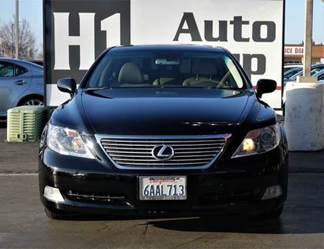 2007 Lexus LS 460 for sale at H1 Auto Group in Sacramento CA