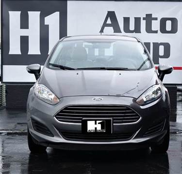 2014 Ford Fiesta for sale at H1 Auto Group in Sacramento CA