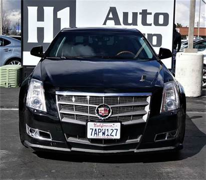 2009 Cadillac CTS for sale at H1 Auto Group in Sacramento CA