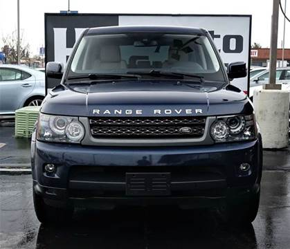 2011 Land Rover Range Rover Sport for sale at H1 Auto Group in Sacramento CA