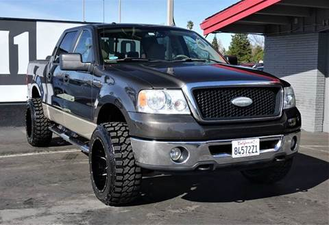 2007 Ford F-150 for sale at H1 Auto Group in Sacramento CA