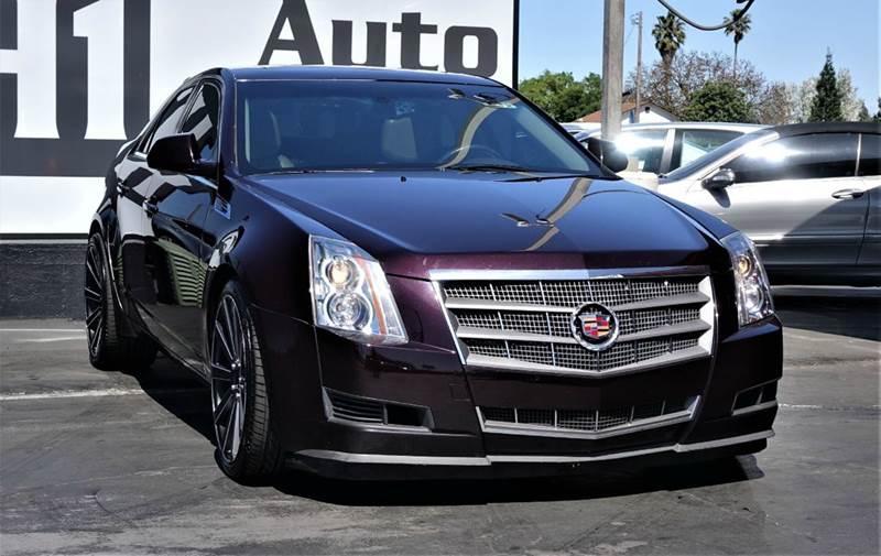 2008 Cadillac Cts 3.6L V6 4dr Sedan In Sacrato CA - H1 Auto Group