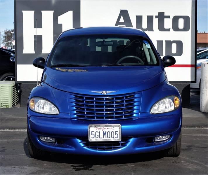 2004 Chrysler Pt Cruiser Touring Edition 4dr Wagon In