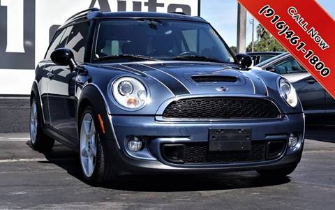 2011 MINI Cooper Clubman for sale at H1 Auto Group in Sacramento CA