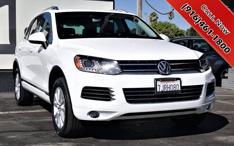 2014 volkswagen touareg awd tdi sport 4dr suv w navigation in sacramento ca h1 auto group. Black Bedroom Furniture Sets. Home Design Ideas