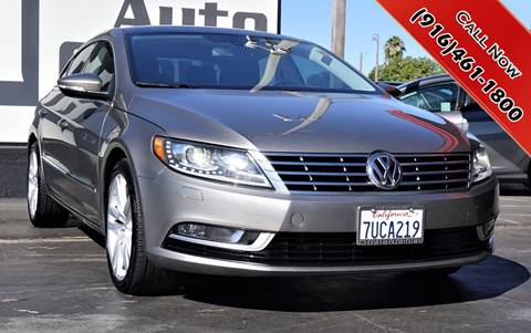 2013 Volkswagen CC for sale at H1 Auto Group in Sacramento CA