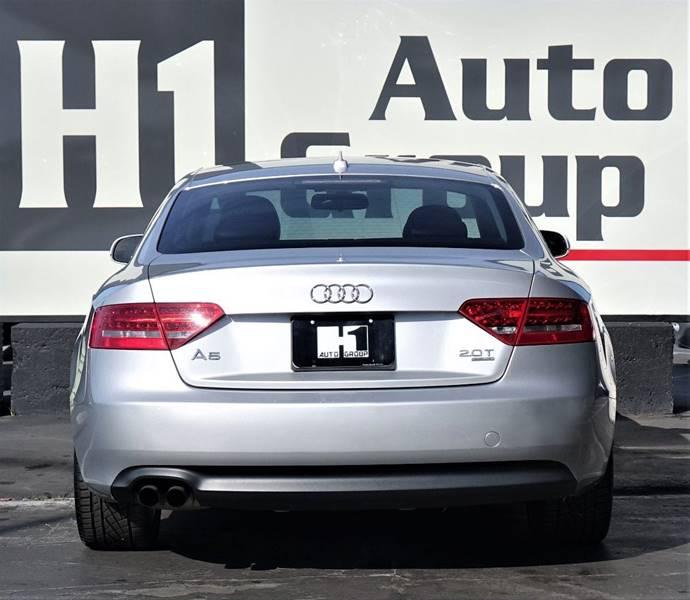Audi Dealer Sacramento: 2010 Audi A5 AWD 2.0T Quattro Premium Plus 2dr Coupe 6A In