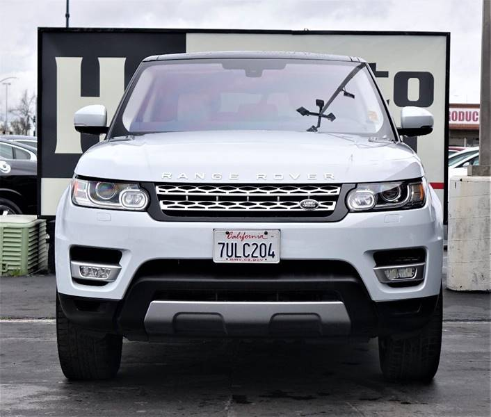 2016 Land Rover Range Rover Sport AWD HSE Td6 4dr SUV In