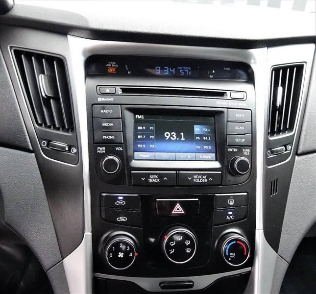 Hyundai Sonata Gls 2014: 2014 Hyundai Sonata GLS 4dr Sedan In Sacramento CA