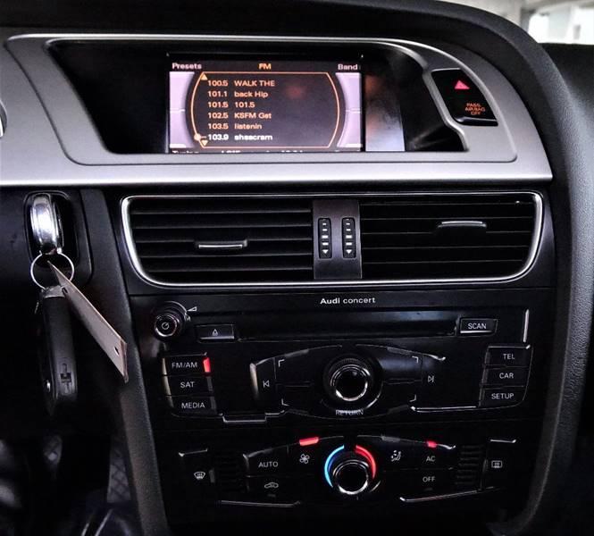 Audi Dealer Sacramento: 2011 Audi A4 2.0T Premium 4dr Sedan In Sacramento CA