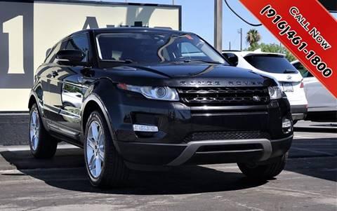 2013 Land Rover Range Rover Evoque Coupe for sale in Sacramento, CA