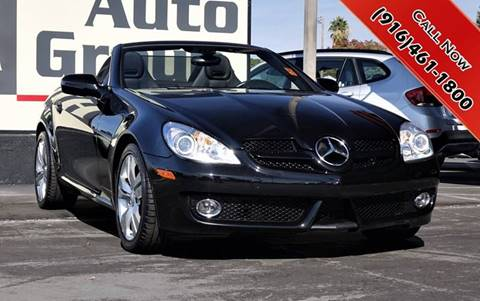 2009 Mercedes-Benz SLK for sale in Sacramento, CA