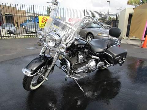 2005 Harley-Davidson Road King for sale in Chula Vista, CA
