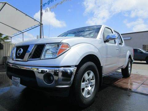 2006 Nissan Frontier for sale in Chula Vista, CA