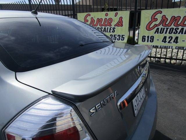 2012 Nissan Sentra 2 0 4dr Sedan CVT In Chula Vista CA - Ernie's