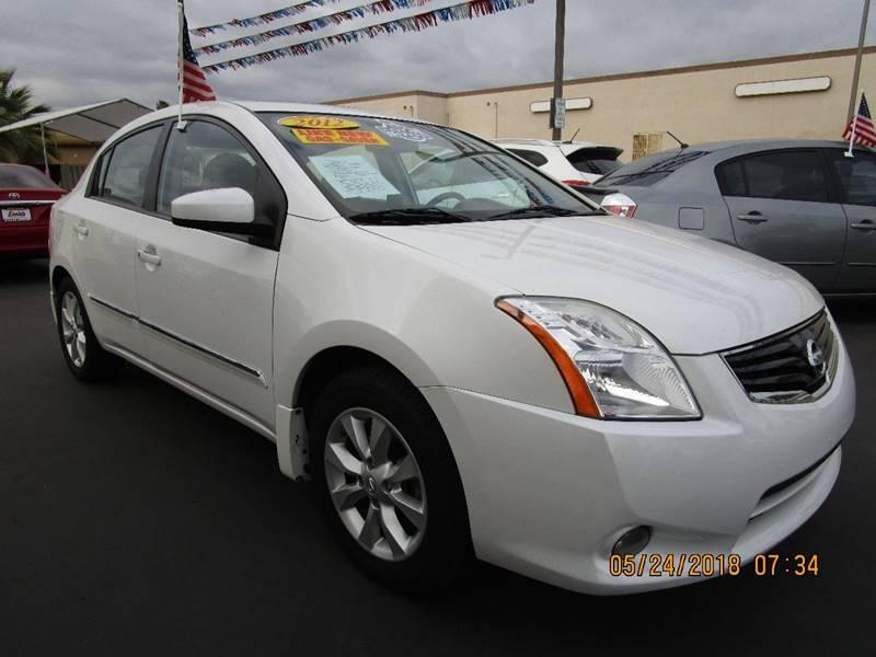 2012 Nissan Sentra 2.0 SL 4dr Sedan   Chula Vista CA