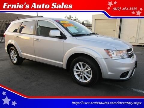 2014 Dodge Journey for sale in Chula Vista, CA