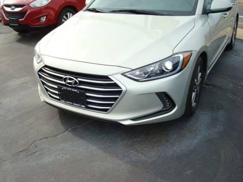 2017 Hyundai Elantra for sale in East Islip, NY