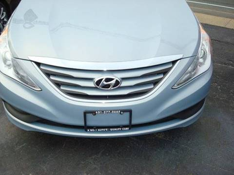 2014 Hyundai Sonata for sale in East Islip, NY