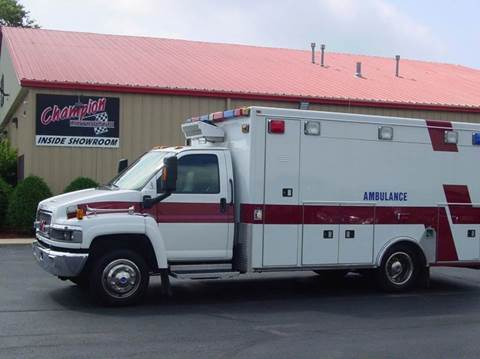 2007 GMC C4500